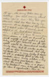 Letter: Annie Laurie Burton to McCorkle Family, October 1, 1943